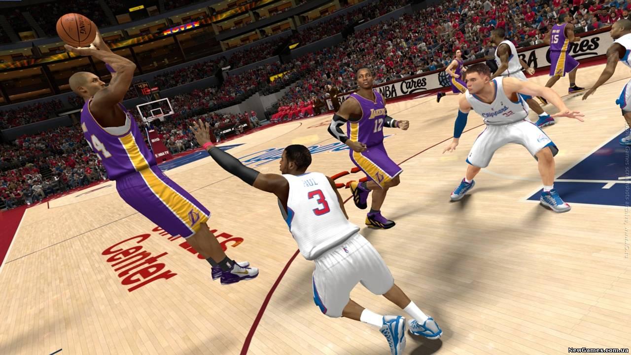 NBA 2K13 скачать торрент, Спортивные игры ...
